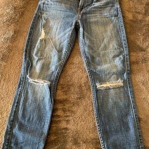 Skinny ankle Seven jeans